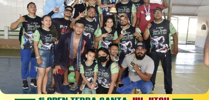 1° Open de Jiu-Jitsu 2021 em Terra Santa